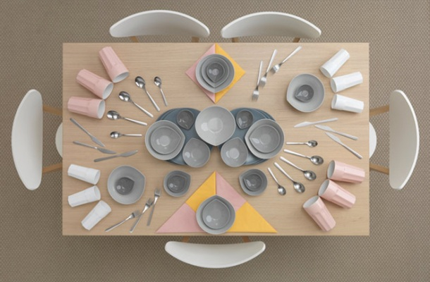 Carl Klein makes art from IKEA