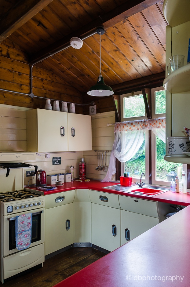 The original 50s kitchen