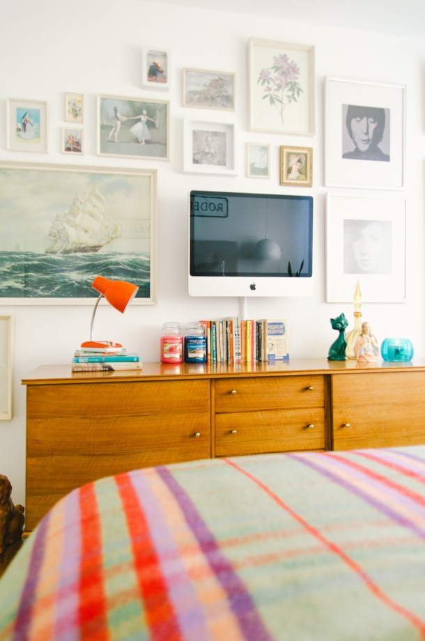 live.love.space. Monday Modernist Makeover
