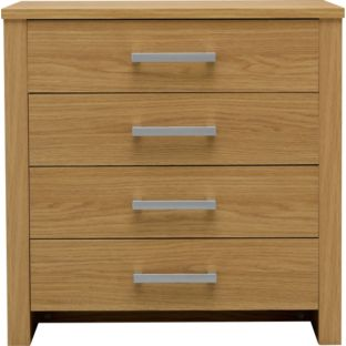 Wood-effect chest of drawers - Argos